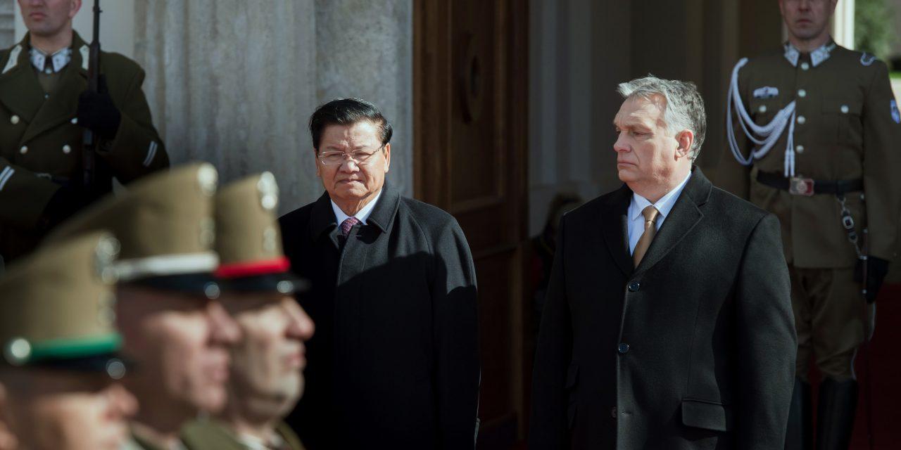 Orbán: Hungary seeks strategic partnership with Laos