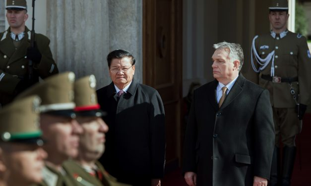 Orbán: Hungary seeks strategic partnership with Laos