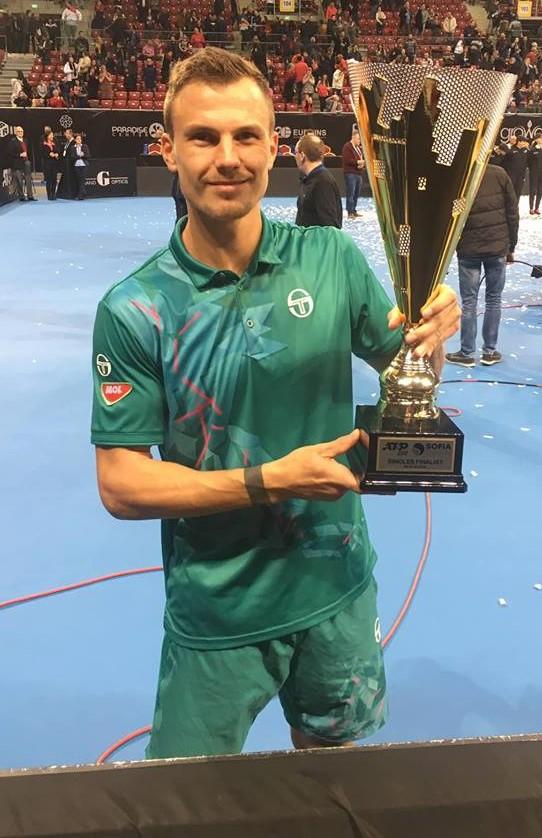 Márton Fucsovics, Hungarian, sportsman, Forbes, best