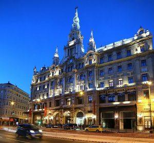 #Budapest #luxury #hotel