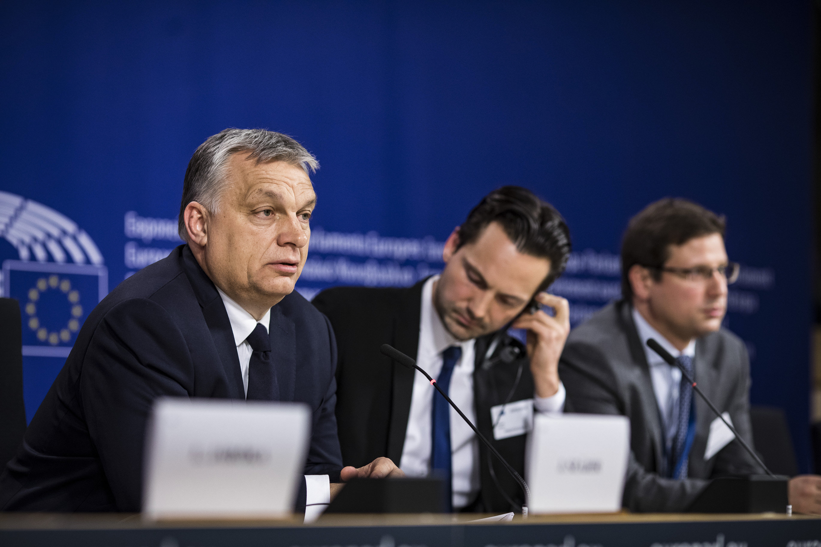 Orbán EPP Brussels