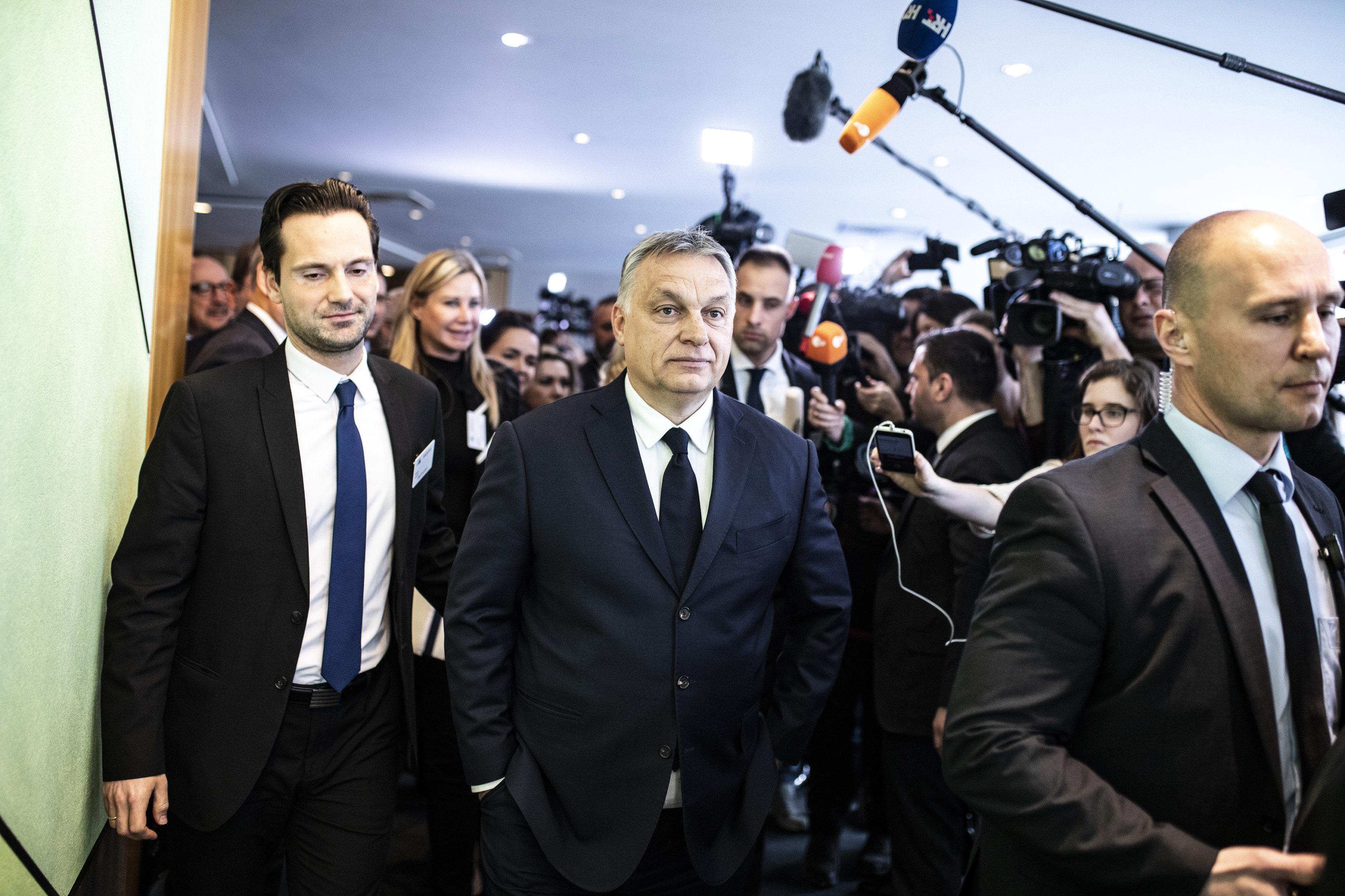 Orbán Fidesz Brussels