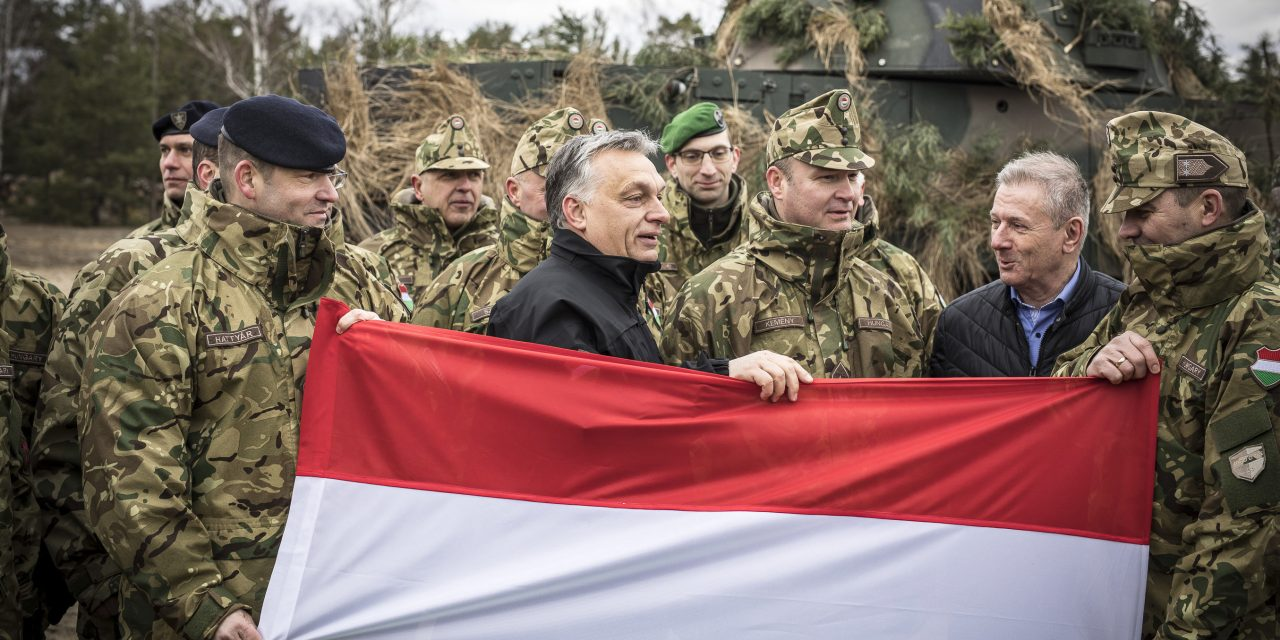 NATO's reputation increasing, says PM Orbán in Poland