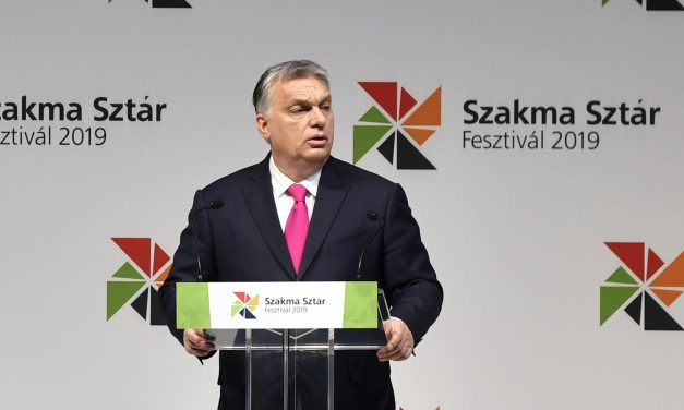 Orbán opens festival of vocational training schools in Budapest