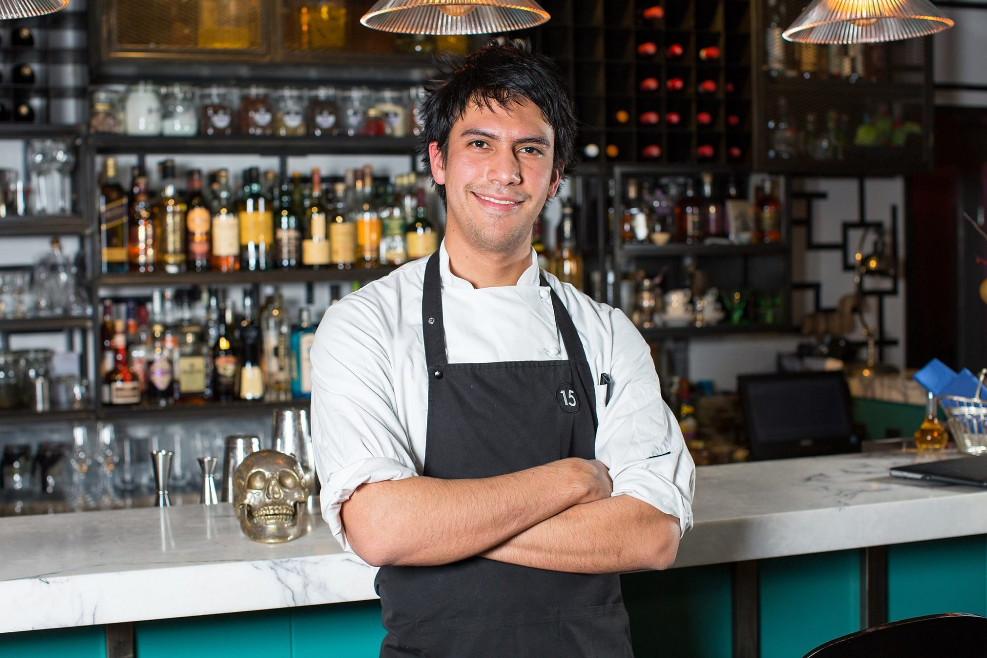Rodriguez, Mexican, chef, Budapest, restaurant