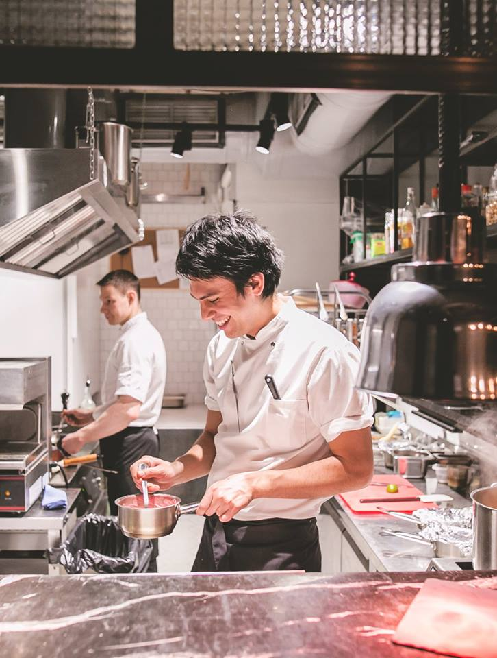 Rodriguez, chef, Mexican, Budapest, restaurant