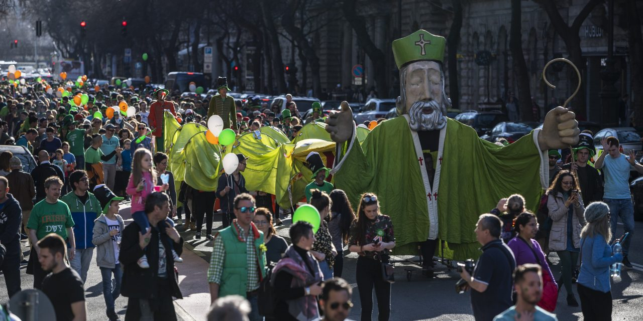 St. Patrick's Day Celebration in Hungary and all across the world – Video & Photo Gallery