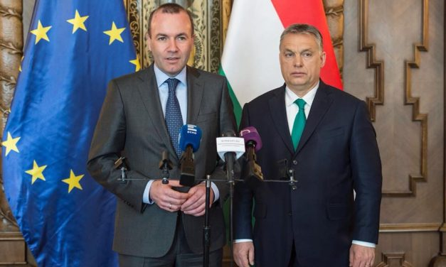 Weber proposes talks with Orbán regarding EPP