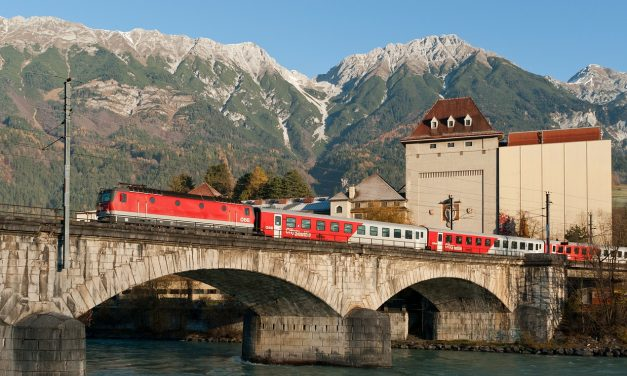 The best train journeys to take from Budapest below 50 euros