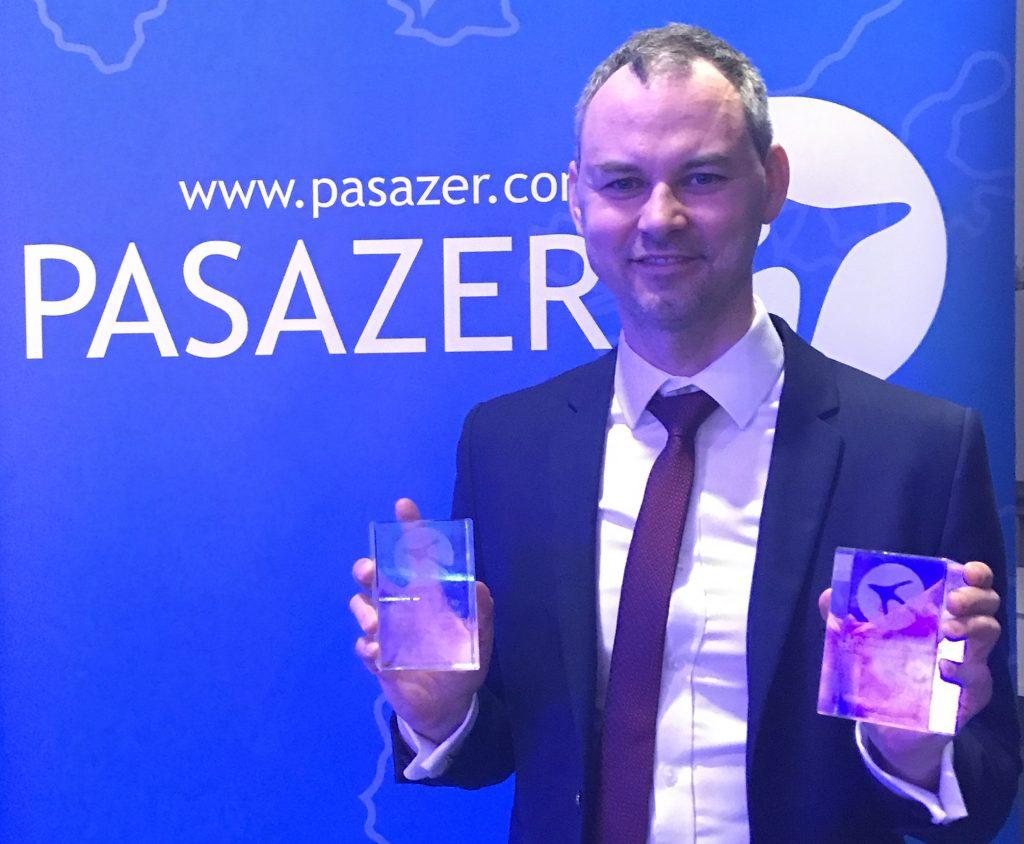 budapest airport award