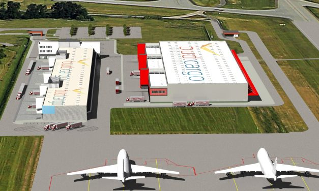 DB Schenker to join Budapest Airport Cargo City community