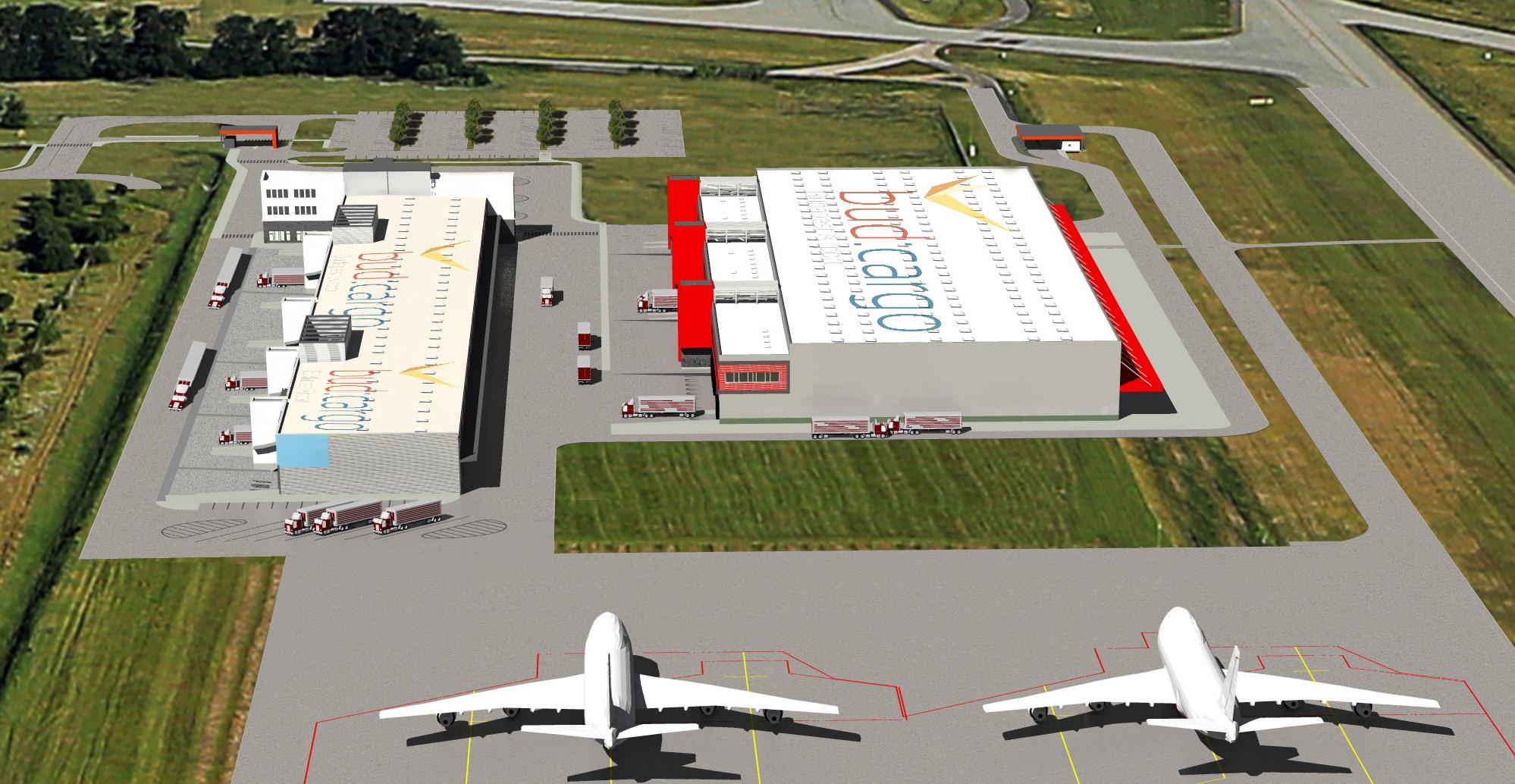 budapest airport cargo db schenker