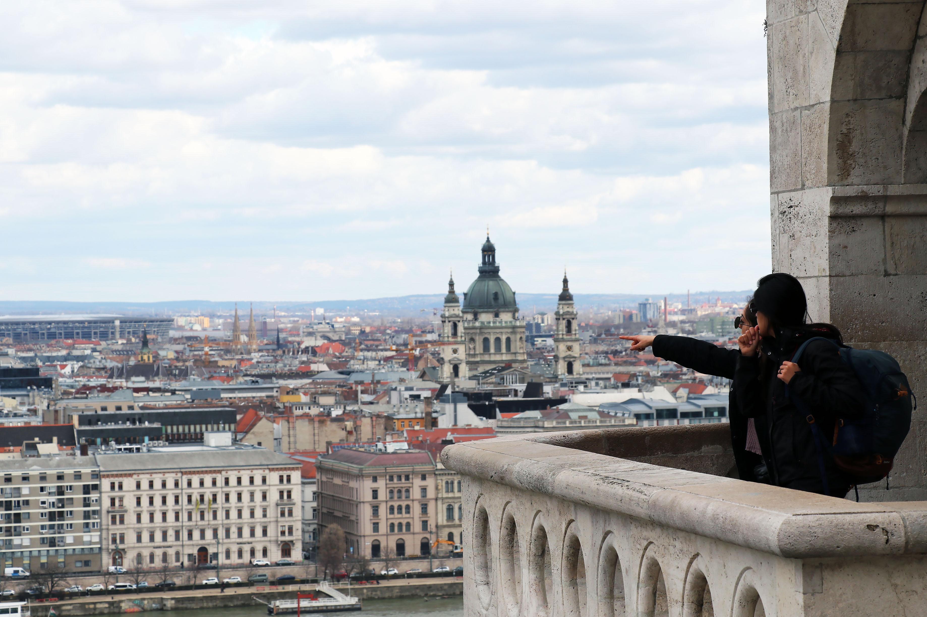 budapest toursim tourist Hungary kató alpár