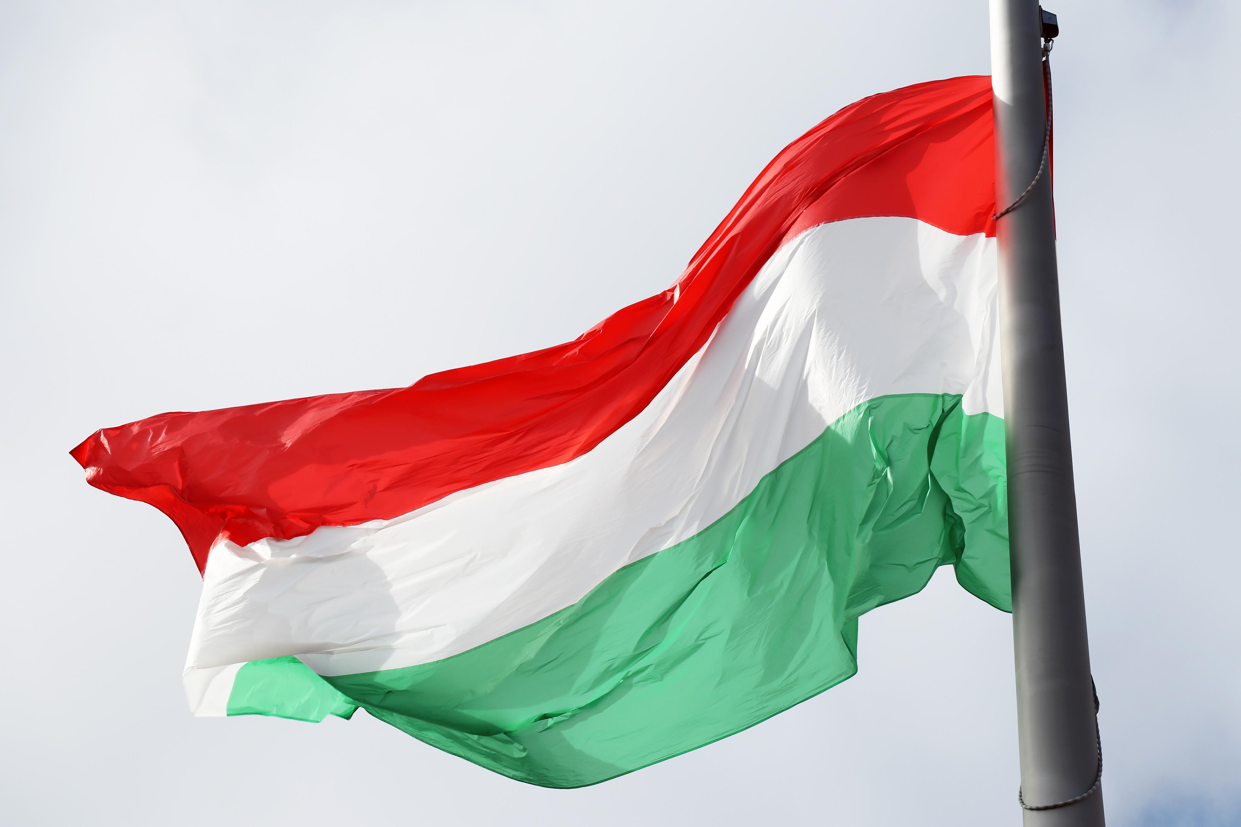 hungarian flag hungary