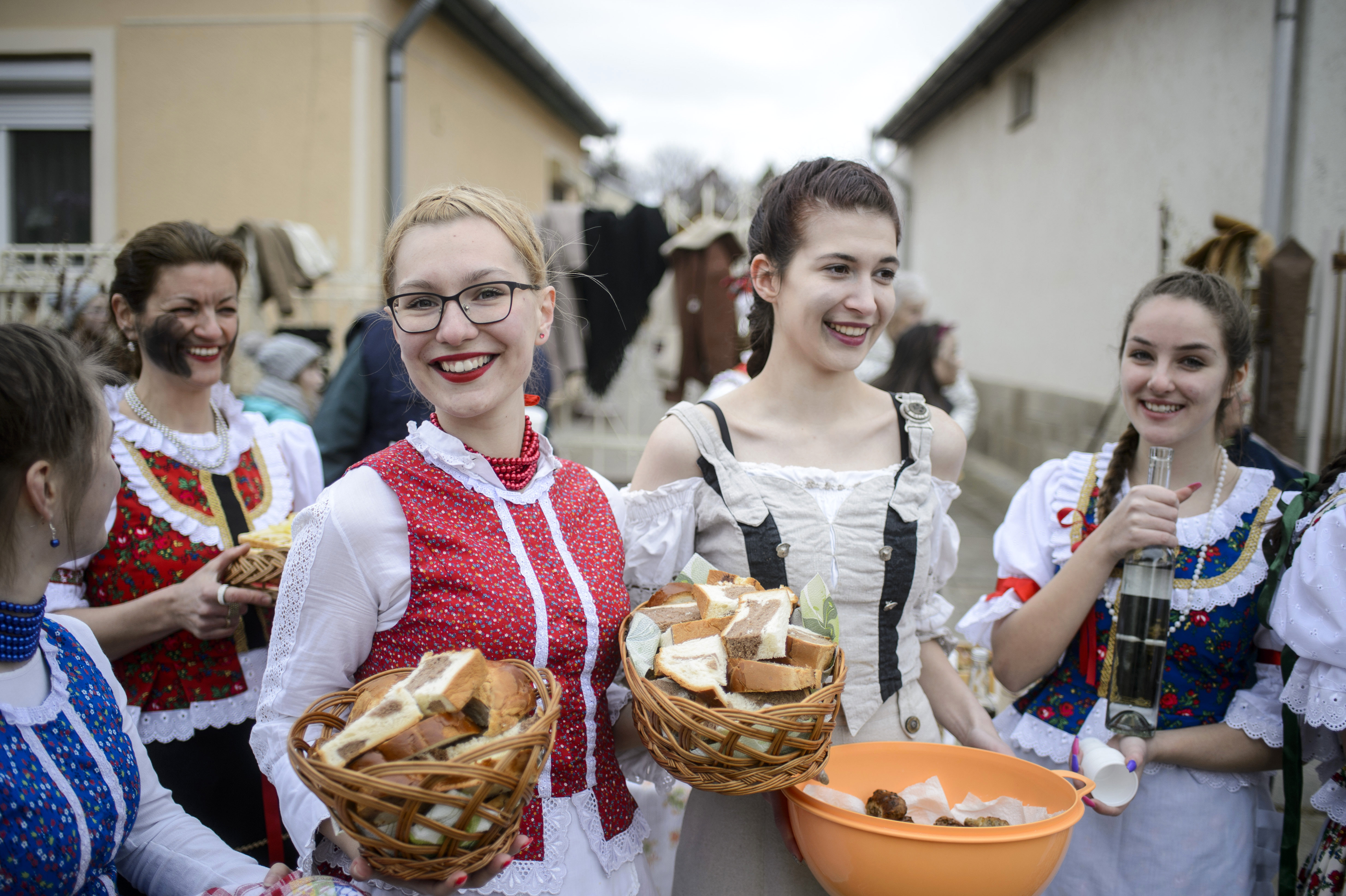 Hungarian traditional