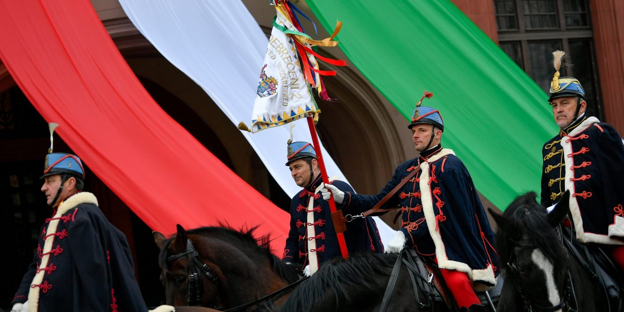 Hungarian state officials mark national holiday in US, Canada