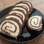 coconut biscuit roll, recipe