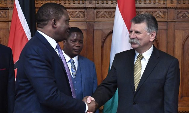 Hungary and Kenya to boost economic ties