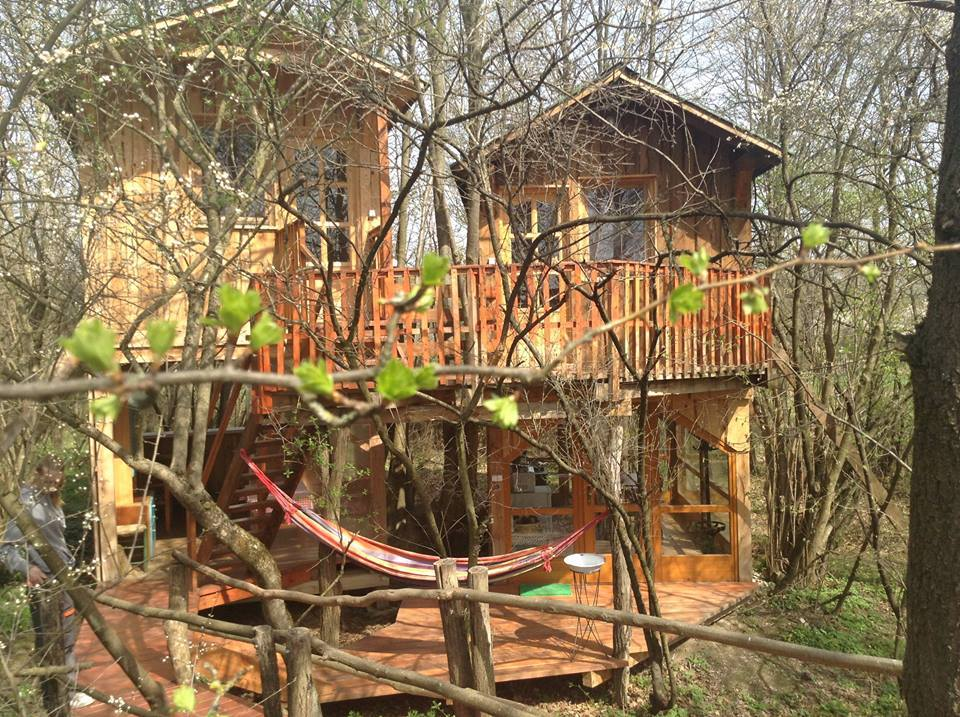 Extreme accommodations in Hungary for the lovers of curiosities