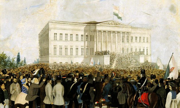 It's Revolution Day! Fantastic programs in Hungary this weekend commemorating March 15