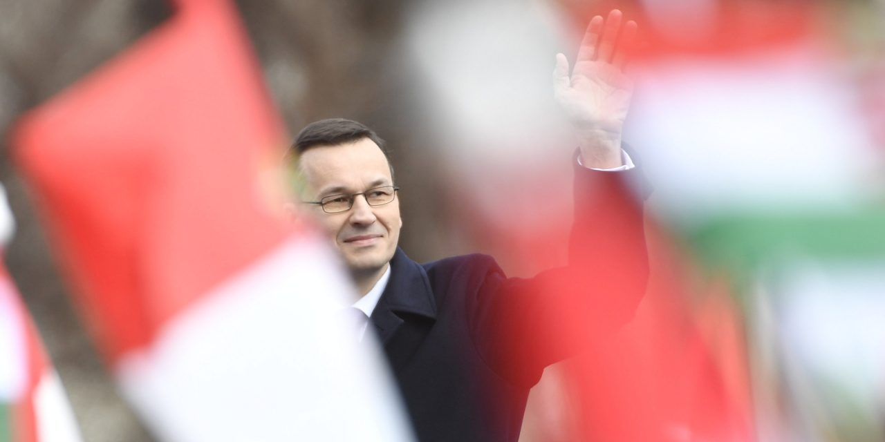 March 15 – Morawiecki: Poland, Hungary fighting again for common future