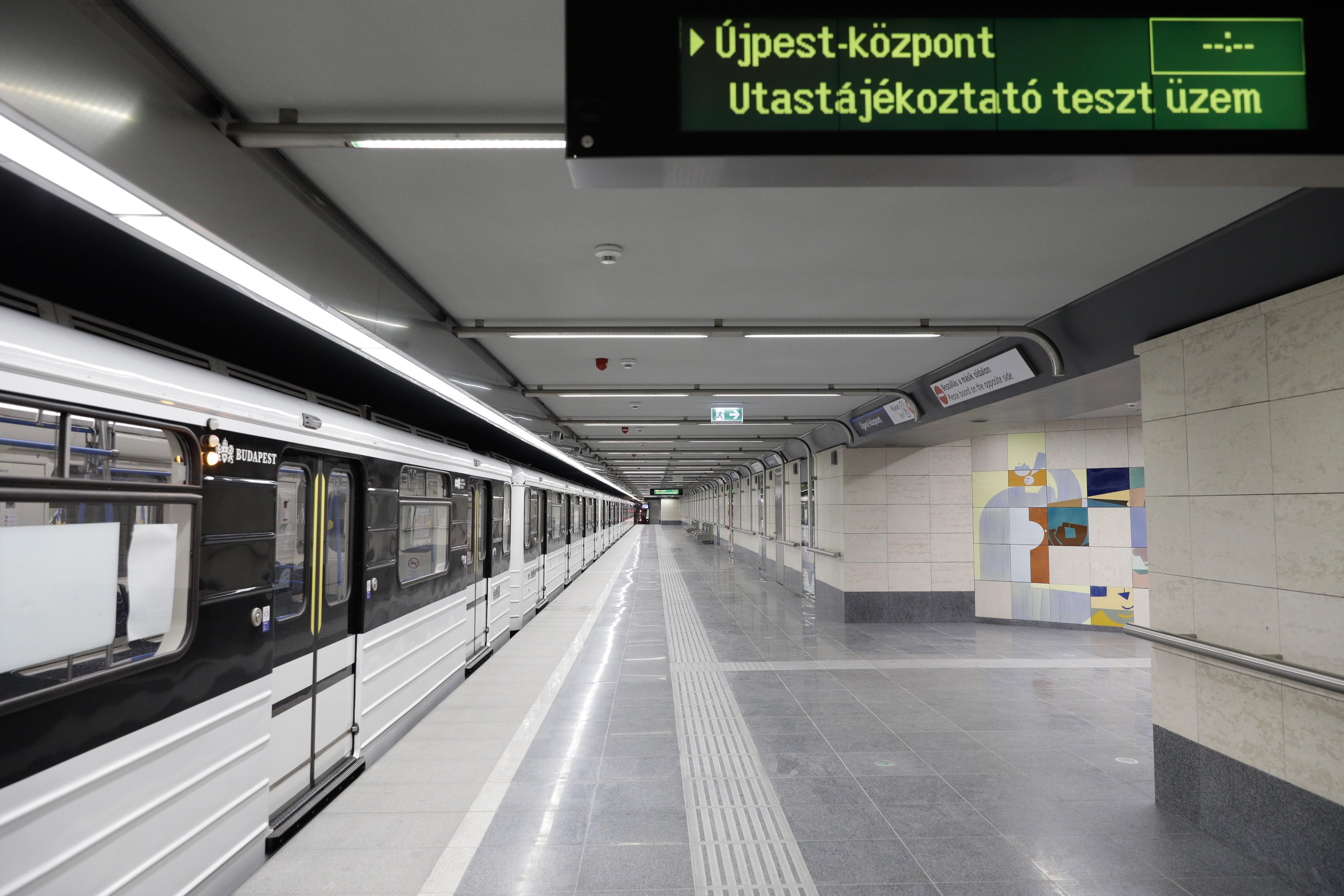 metro 3 new line