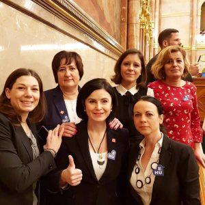 female politicians hungary