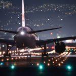 night air traffic