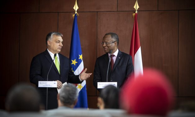 Orbán: Hungary and Cape Verde linked by Christian culture