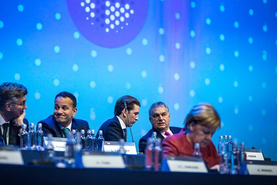 Orbán: Fidesz under 'pro-migration attack' in EPP