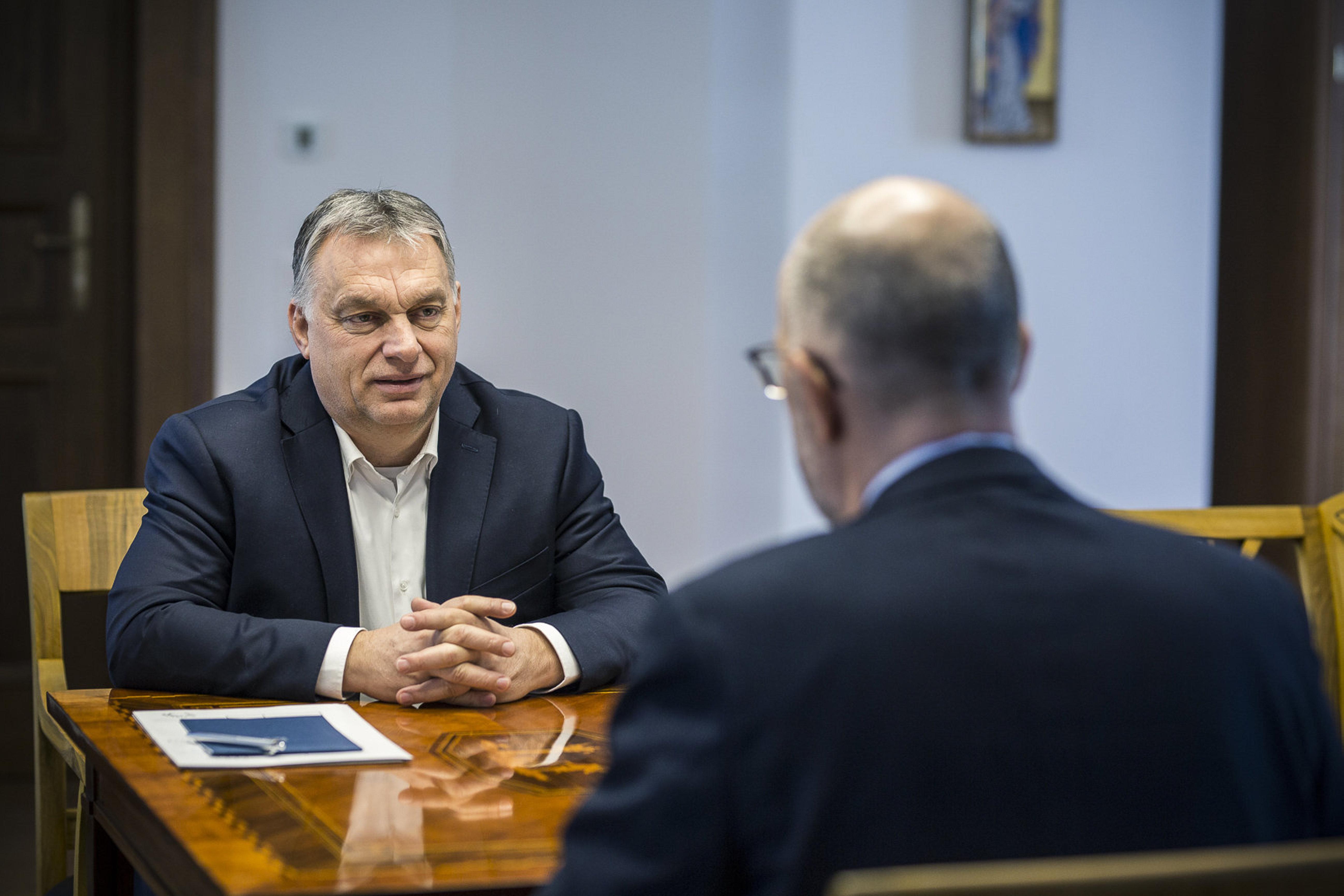 Orbán RMDSZ leader