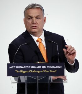 orbán migration summit