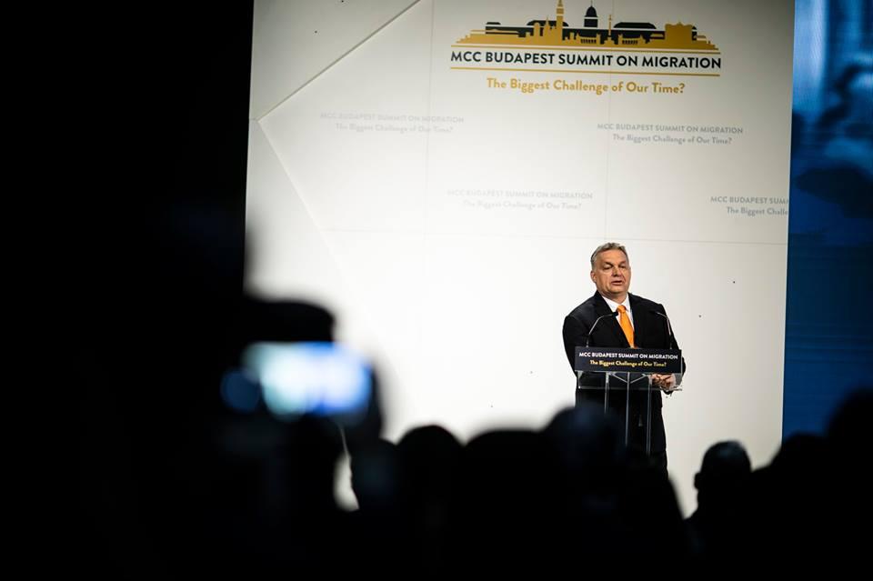 Migration Conference – Orbán urges swift action on migration