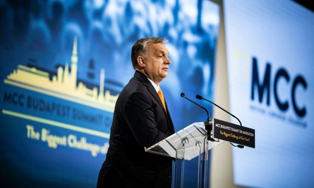 Orbán urges voters to 'back Hungarian interests' at EP election