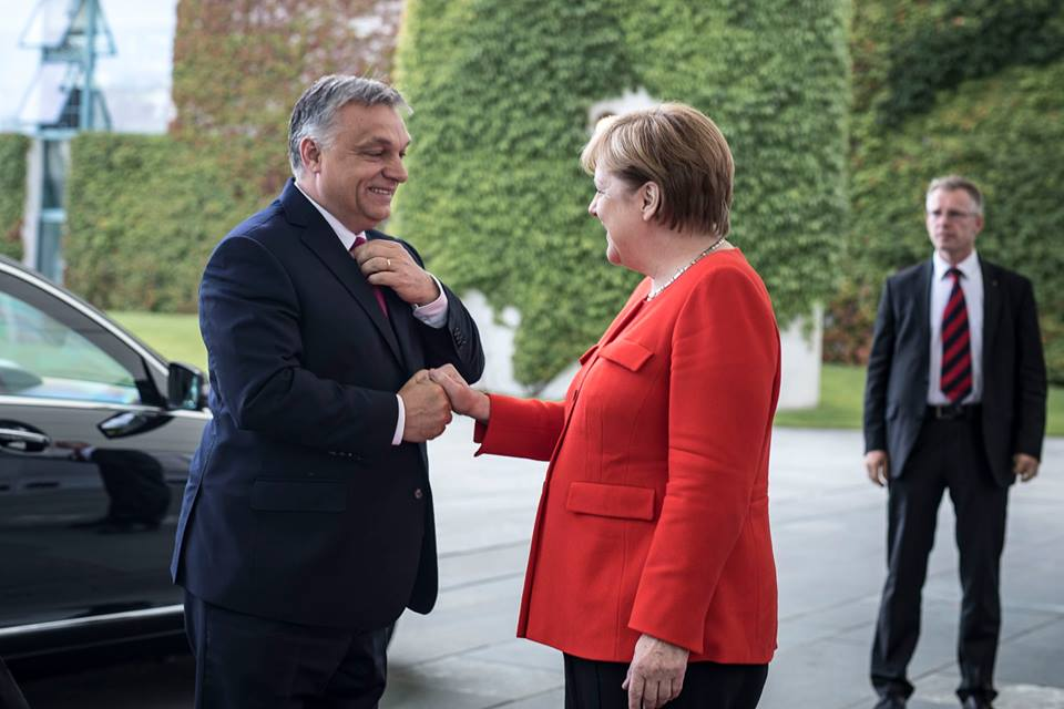 Hungary Germany ties