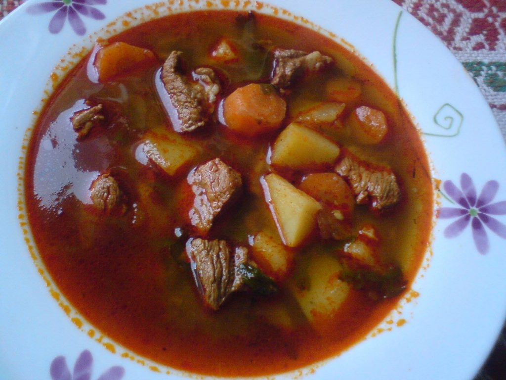 paprikas krumpli, recipe, hungarian