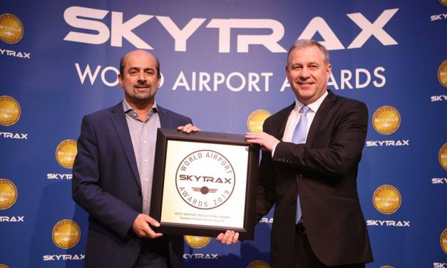 Budapest Airport chosen as best in Eastern Europe!