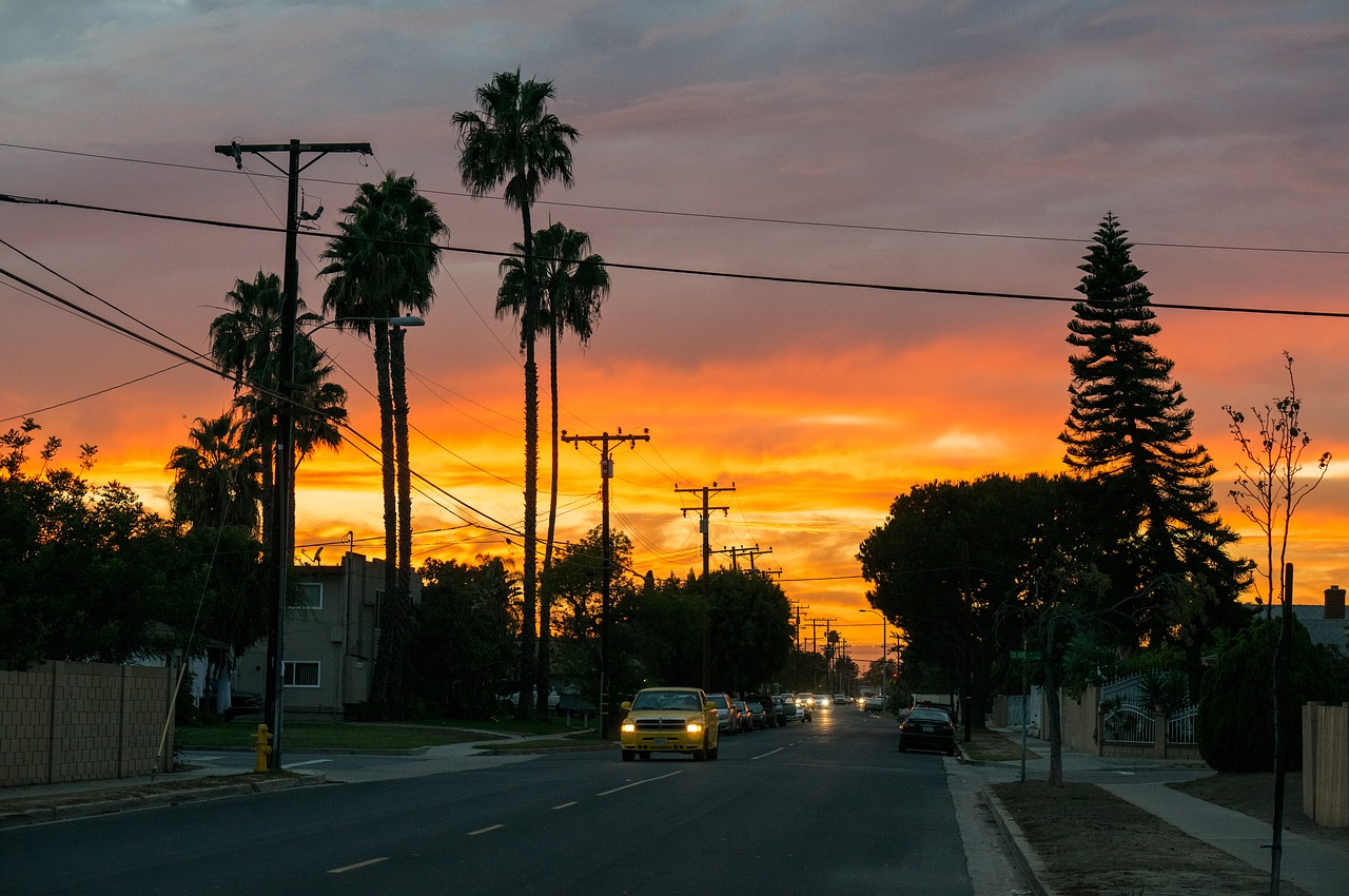 A business trip in Van Nuys: What to see