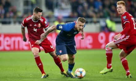 Hungary slip to two-goal defeat in Slovakia