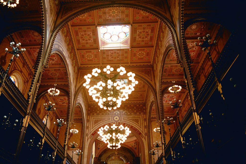 Dohány street Synagoge, Budapest