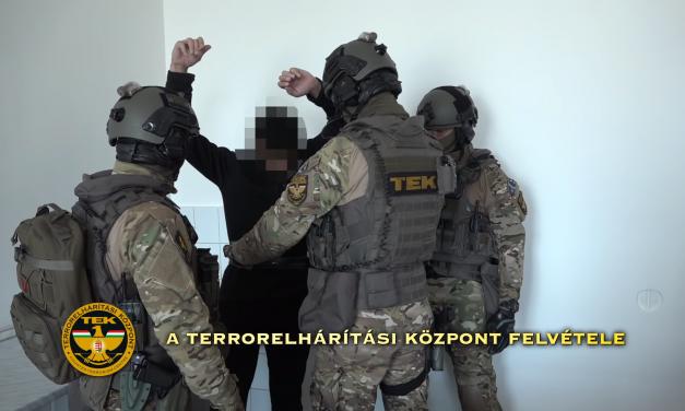 Syrian terrorist suspect in Budapest had prepaid bank card