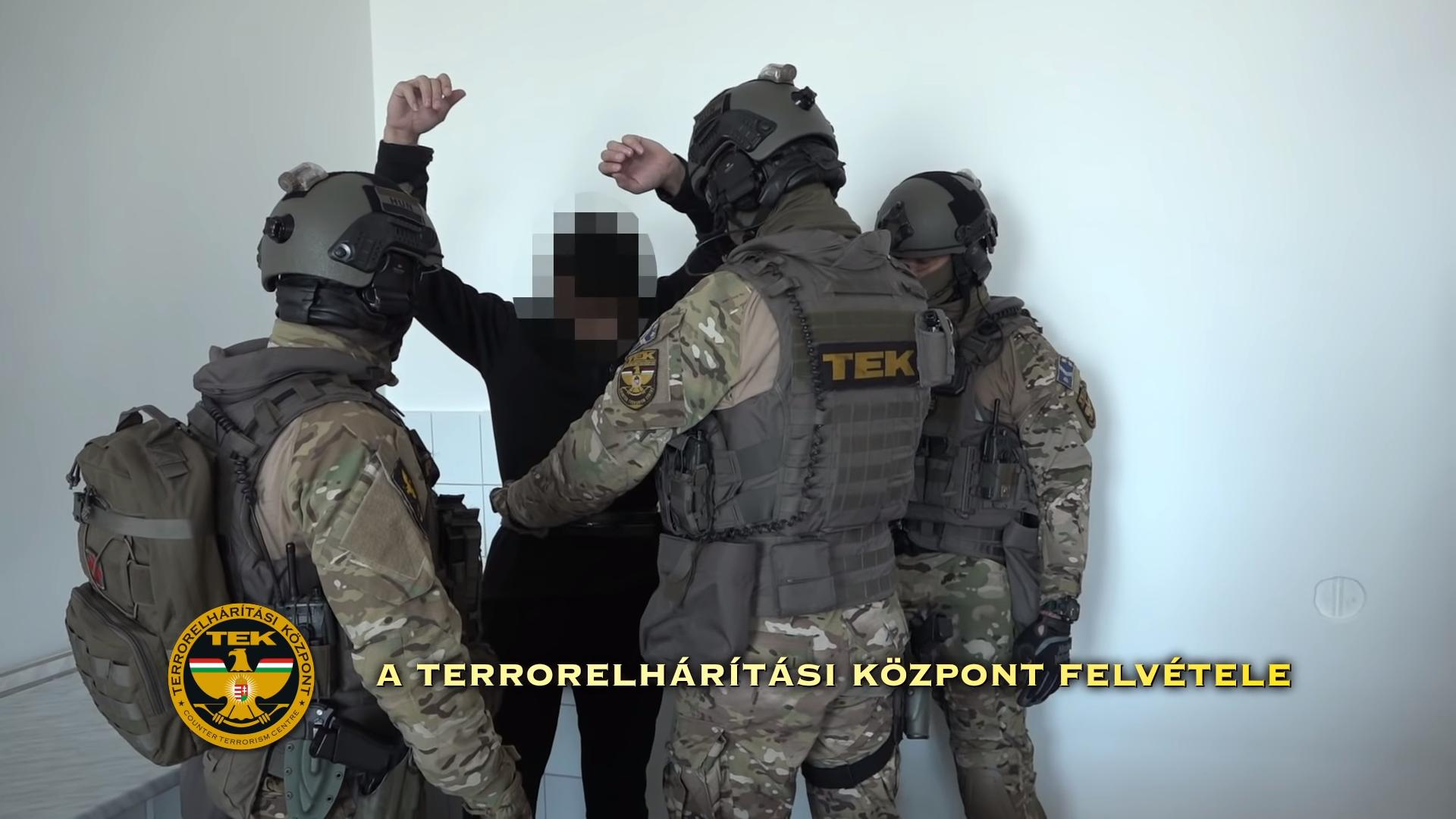 syrian terrorist Hungary Budapest