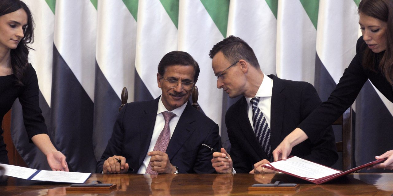 Hungary to build close business ties with United Arab Emirates