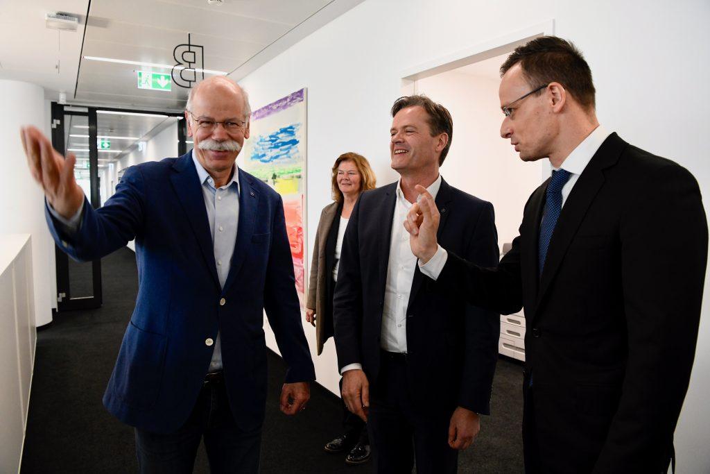 Hungary Germany ties