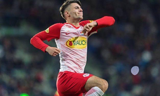 'NextGen' top 50 of 2019: Hungarian soccer player among the world's wonderkids – video