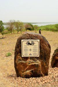 uganda hungary plaque