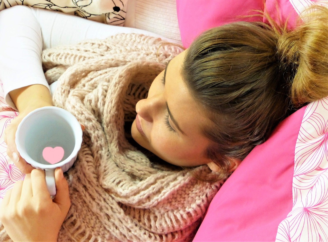 young-woman-sick