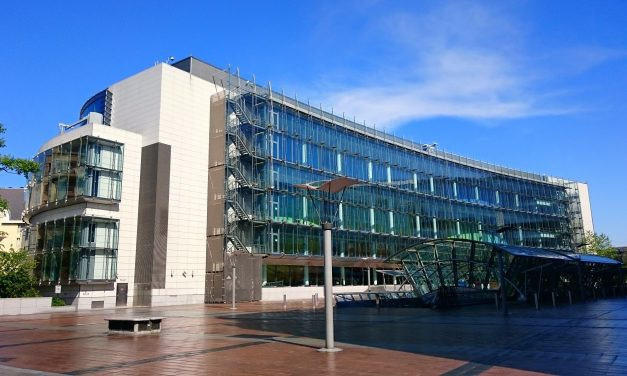 10th anniversary of opening of EP's József Antall building marked