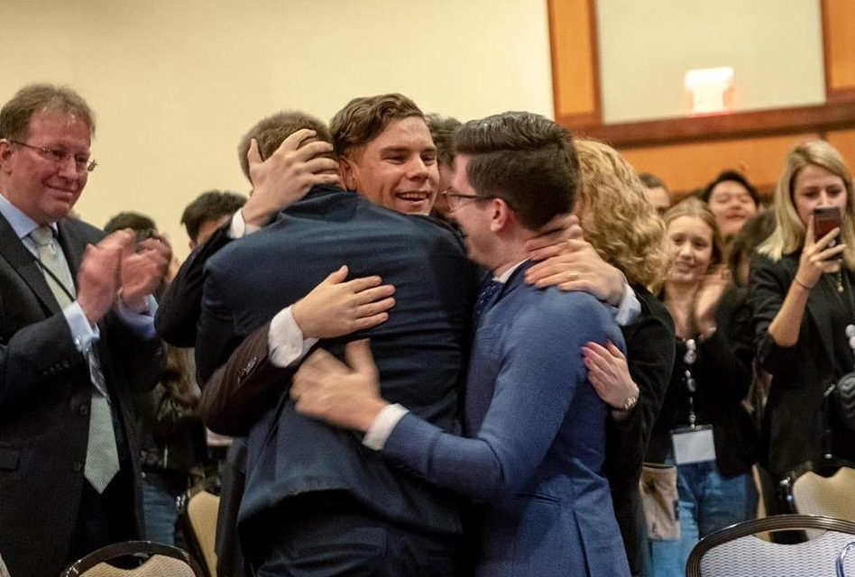 Success! Hungarian ELTE University defeats Yale and Columbia