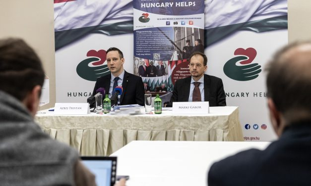 Hungary Helps Agency formed